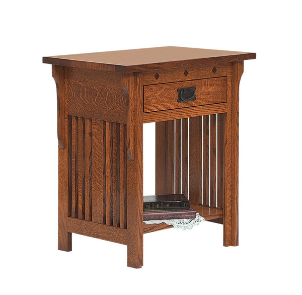 Royal Mission Nightstand