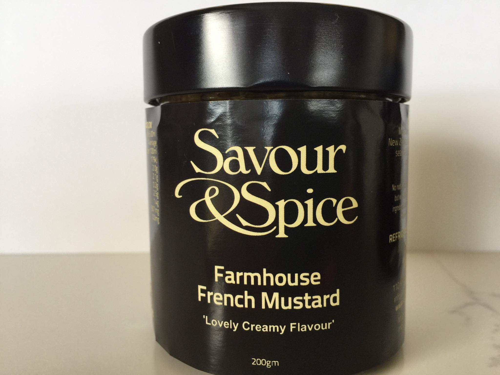 Farmhouse French Mustard
