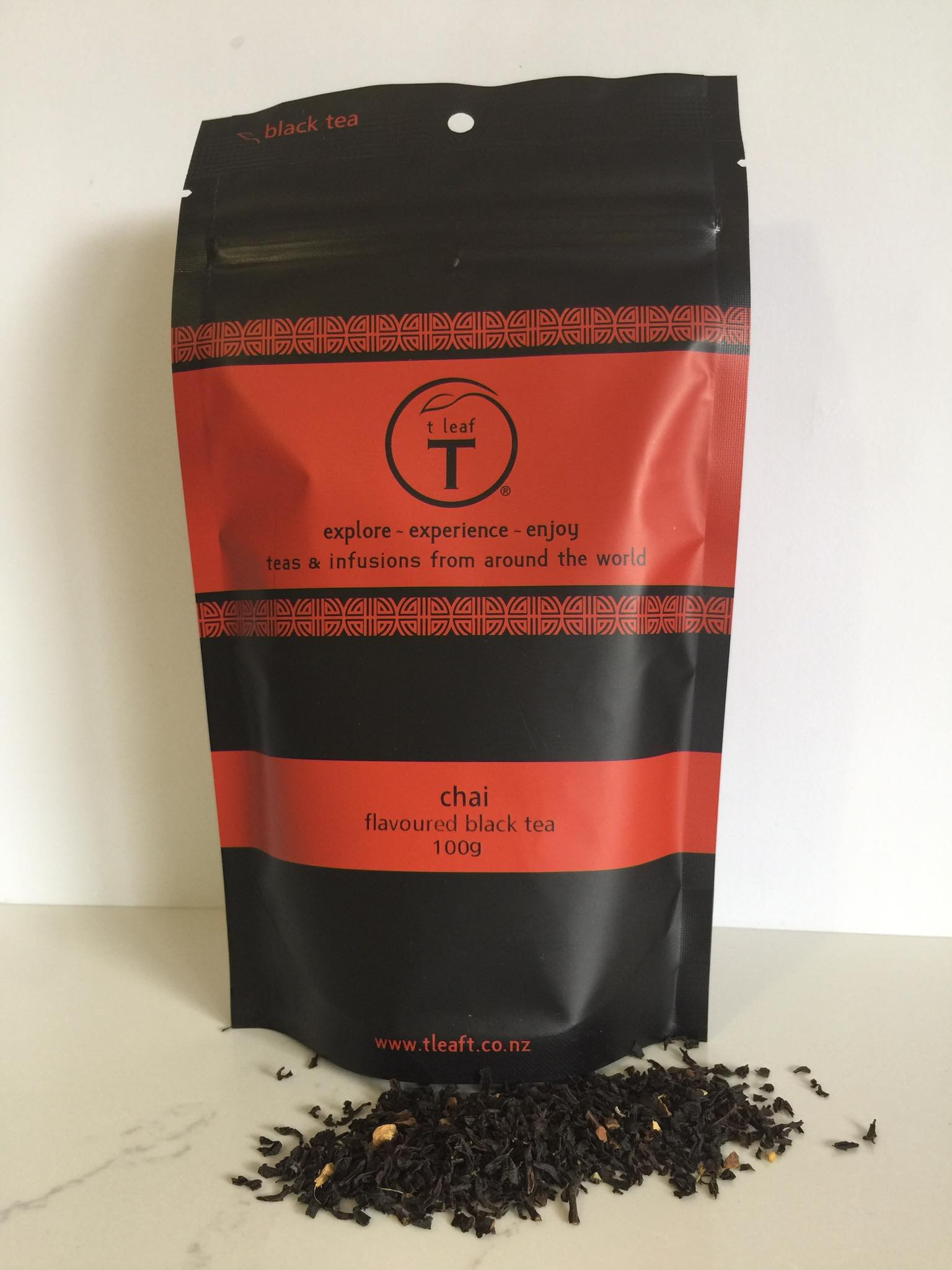 T.Leaf Tea - Chai