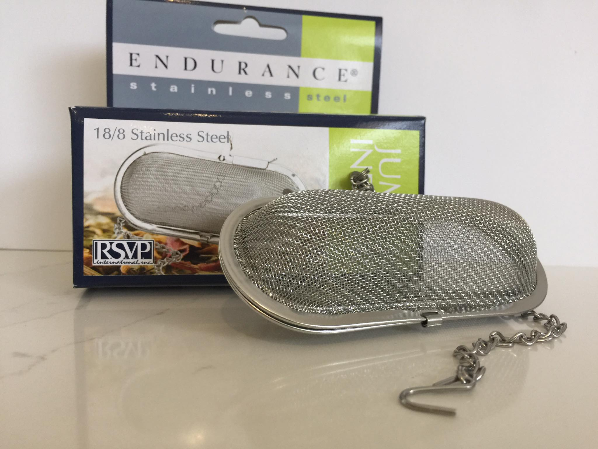 RSVP Endurance Floating Tea Infuser