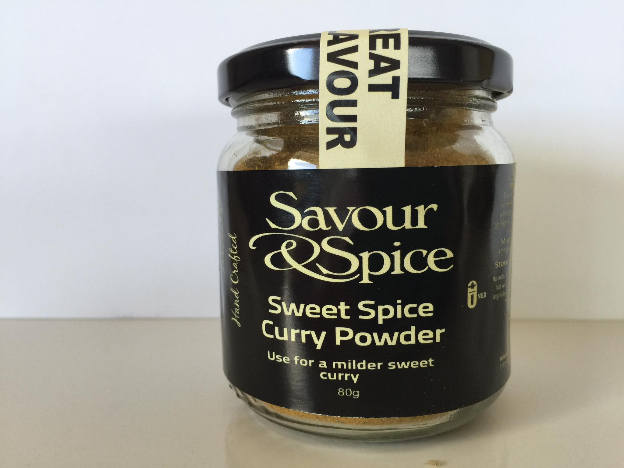 Sweet Spice Curry Powder
