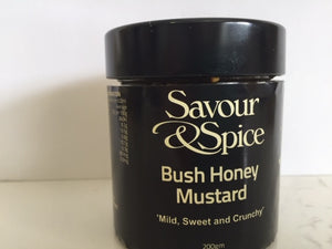 Bush Honey Mustard
