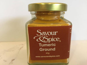 Turmeric Ground (Single Origin)