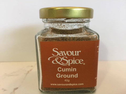 Cumin Seeds Ground