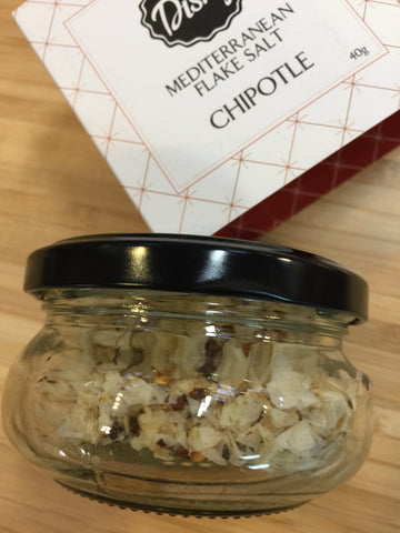 Mediterranean Flake Salt with Chipotle