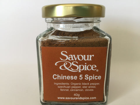 Chinese 5 Spice (blend)