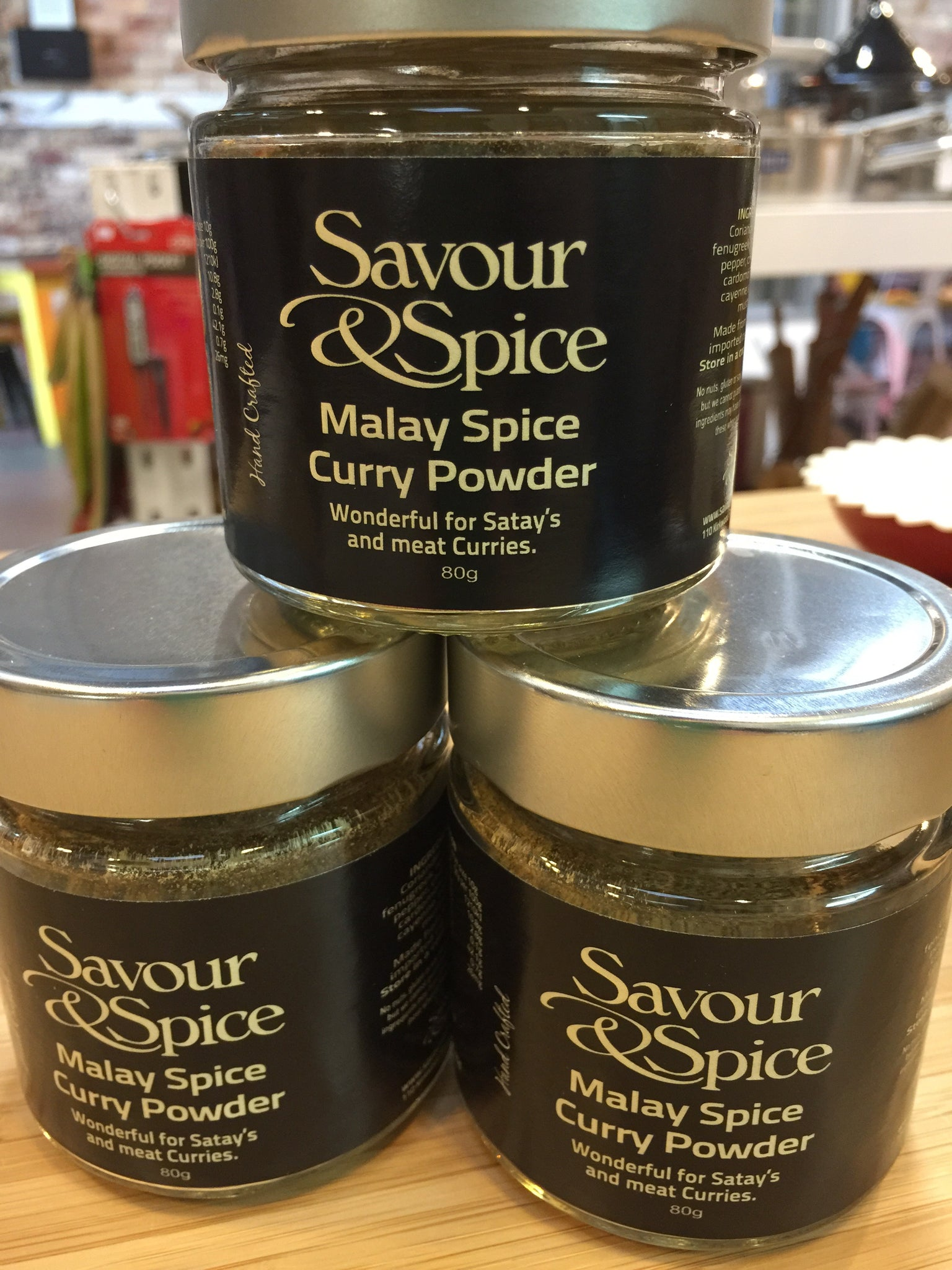 Malay Spice Curry Powder