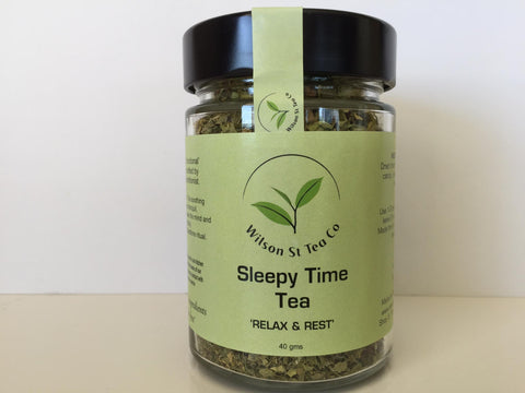 Wilson St - Sleepy Time Tea