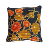 Floral vintage luxury cushion