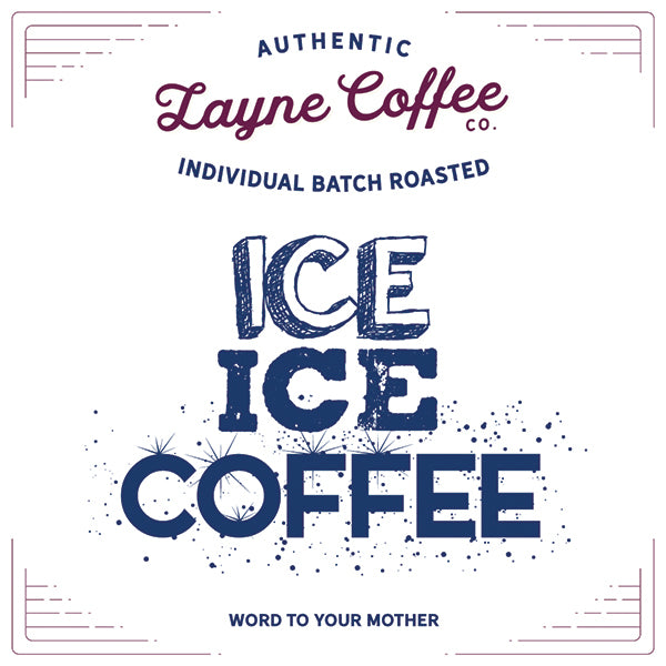 Ice, Ice, Coffee