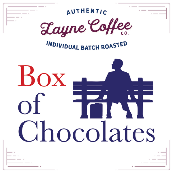 Box of Chocolates Coffee Blend
