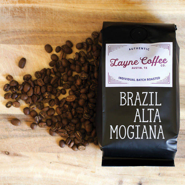 Brazil Alta Mogiana Single Origin Coffee