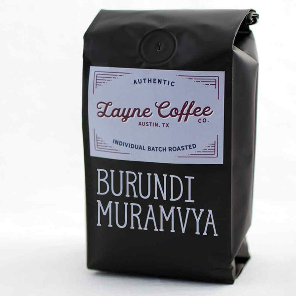 Burundi Muramvya Single Origin Coffee
