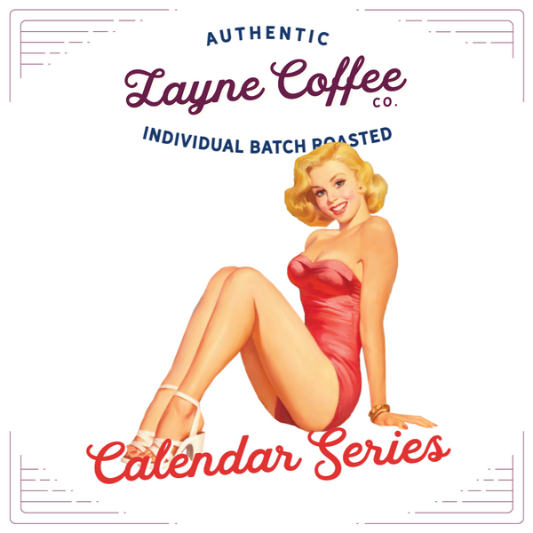 Calendar Series Coffee Subscription