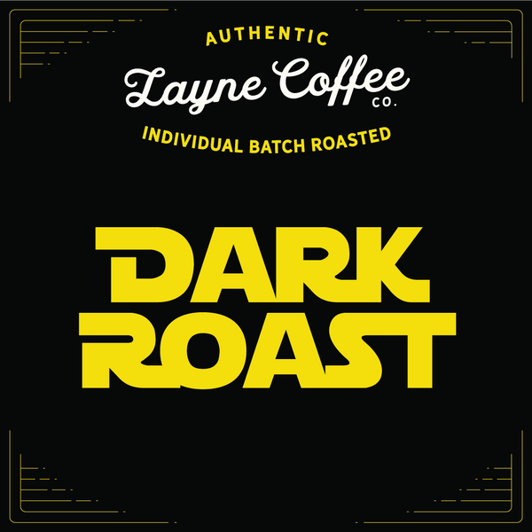 Dark Roasted Coffee Blend