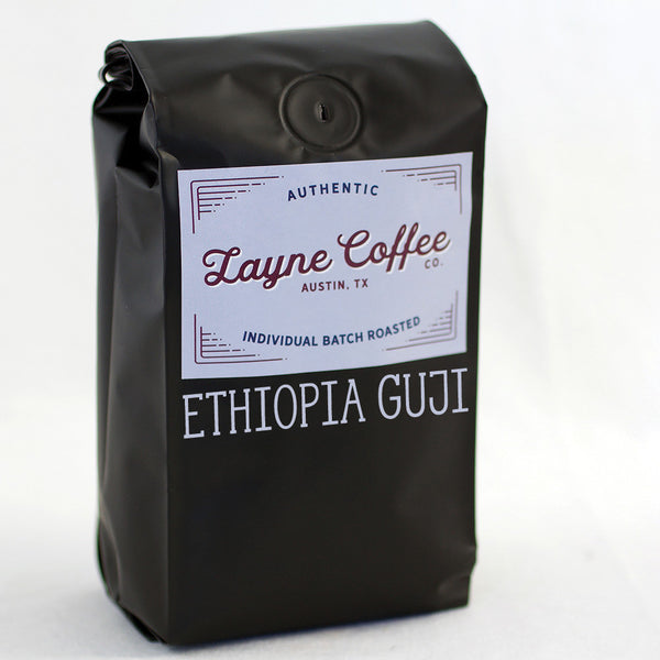 Ethiopia Sidamo Single Origin Coffee