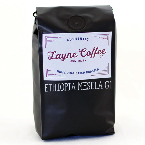 Ethiopia Harrar Single Origin Coffee