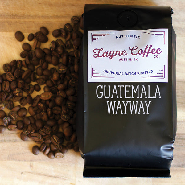 Guatemala Huehuetenango Single Origin Coffee