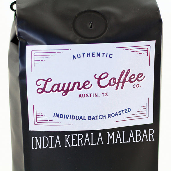 India Monsooned Malabar Single Origin Coffee