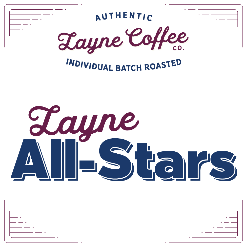 Layne Coffee Co. All-Star Ballot Sampler