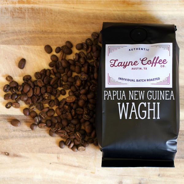 Papua New Guinea Single Origin Coffee