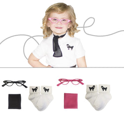 Toddler 3 pc - 50's Accessory Set
