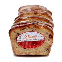 Sweet Bread Sampler Pack! Pre-Sliced (8 pieces)