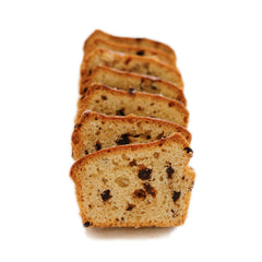 Cherry Chocolate Chip Bread - Unsliced