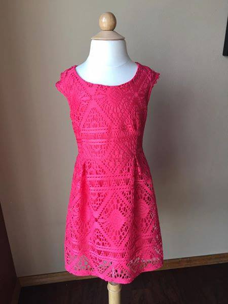 Pre-Loved Girls Xhilaration Dress. LIKE NEW! Size 6/6x