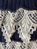Vintage Lace Boot Cuffs *CLEARANCE*