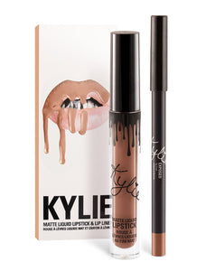 KYLIE Matte Liquid Lipstick & Lip Liner Kit *Exposed*