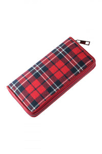 Plaid Wallet