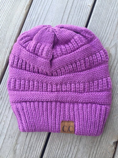 C.C Inspired Traditional Beanies (Adult/One Size) *CLEARANCE*