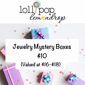 Jewelry **MYSTERY BOX** Valued at $16-$18