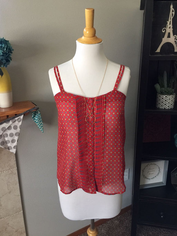 Pre-Loved Women's Mossimo Tank, S