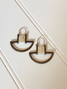 Boho Geometric Earrings