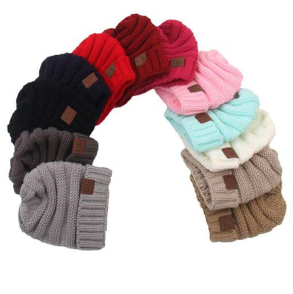 Baby/Toddler C.C. Beanies *CLEARANCE*