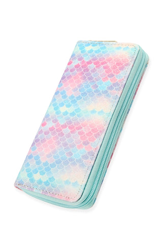 Shimmering Mermaid Wallet