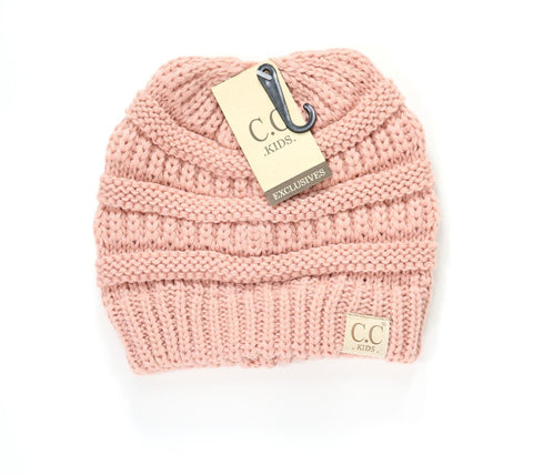 Baby/Toddler/Kid Original CC Beanies (multiple colors)