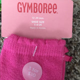Pre-Loved Girls New Bundle Of Gymboree Socks & Headband 12-24mos