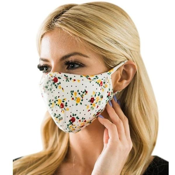 Fun Prints Reusable Face Masks
