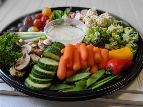 Vegetable Tray - Medium