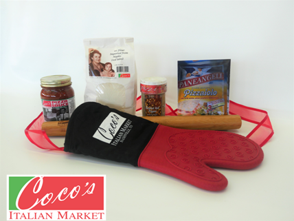 Pizza Lovers Gift Baskets - Medium