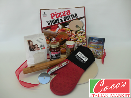 Pizza Lovers Gift Baskets - Large