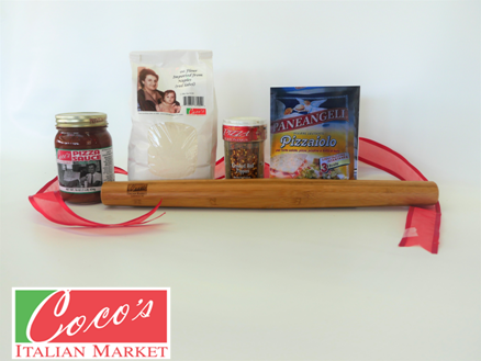 Pizza Lovers Gift Baskets - Small