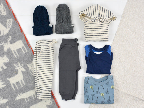 Organic Tops and Organic Sweaters for Baby and Toddler
