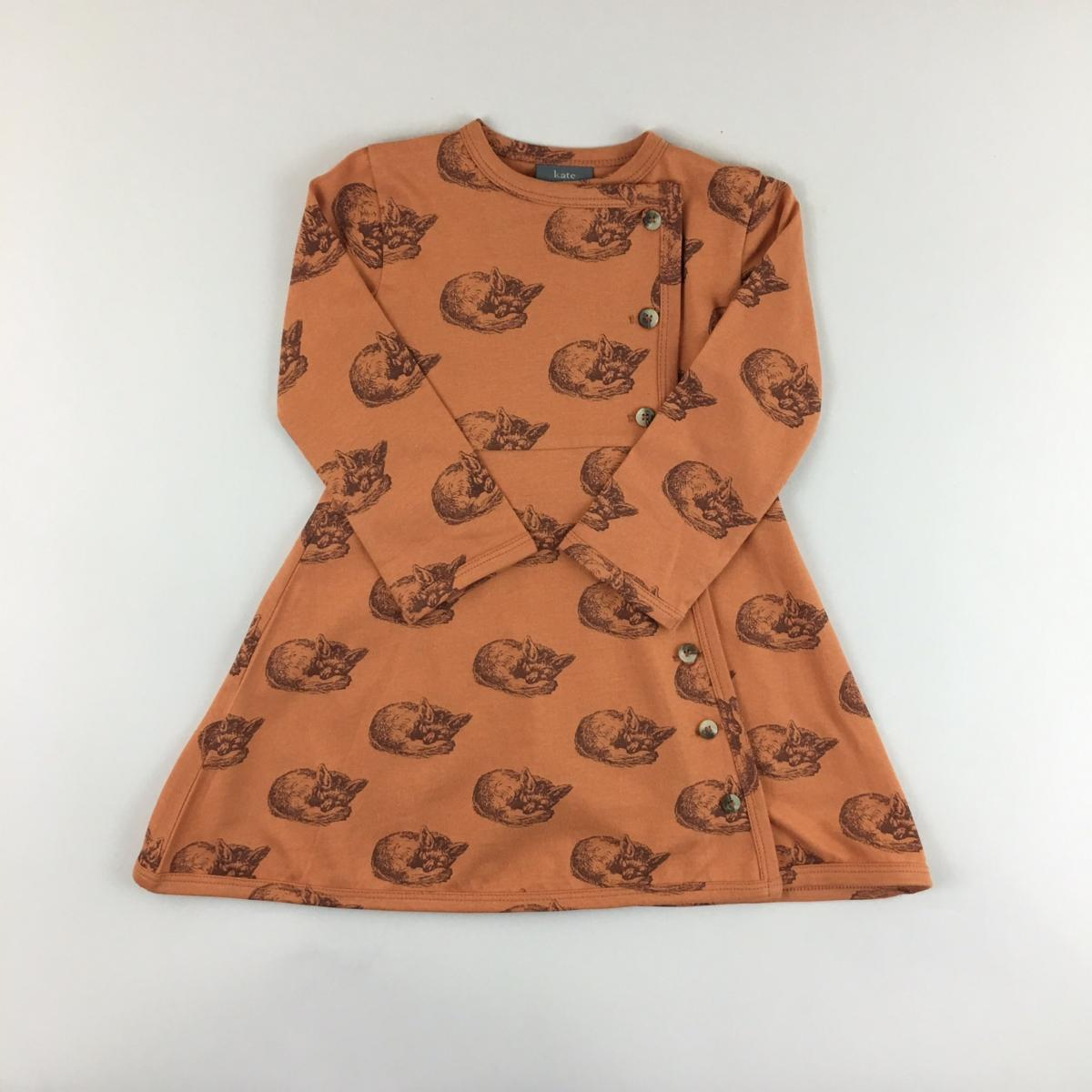 Sleeping Fox Dress
