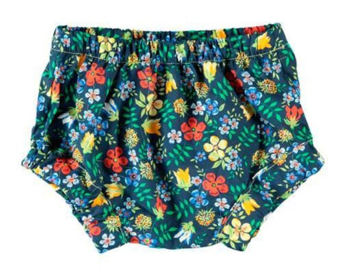 Dark Floral Bloomers