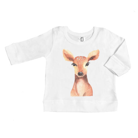 Forest Print Sweatshirt