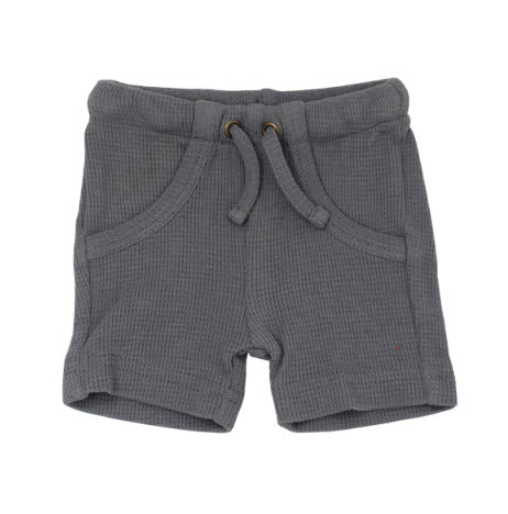 Graphite Thermal Bike Shorts